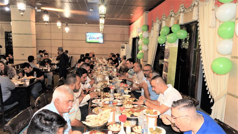 community events - افطارات رمضانية سنوية