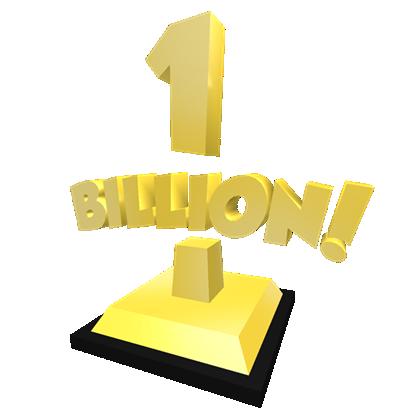 1 Billion Disbursement