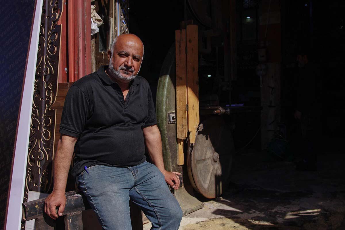 success story - Ahmed Nasser Radi - Baghdad
